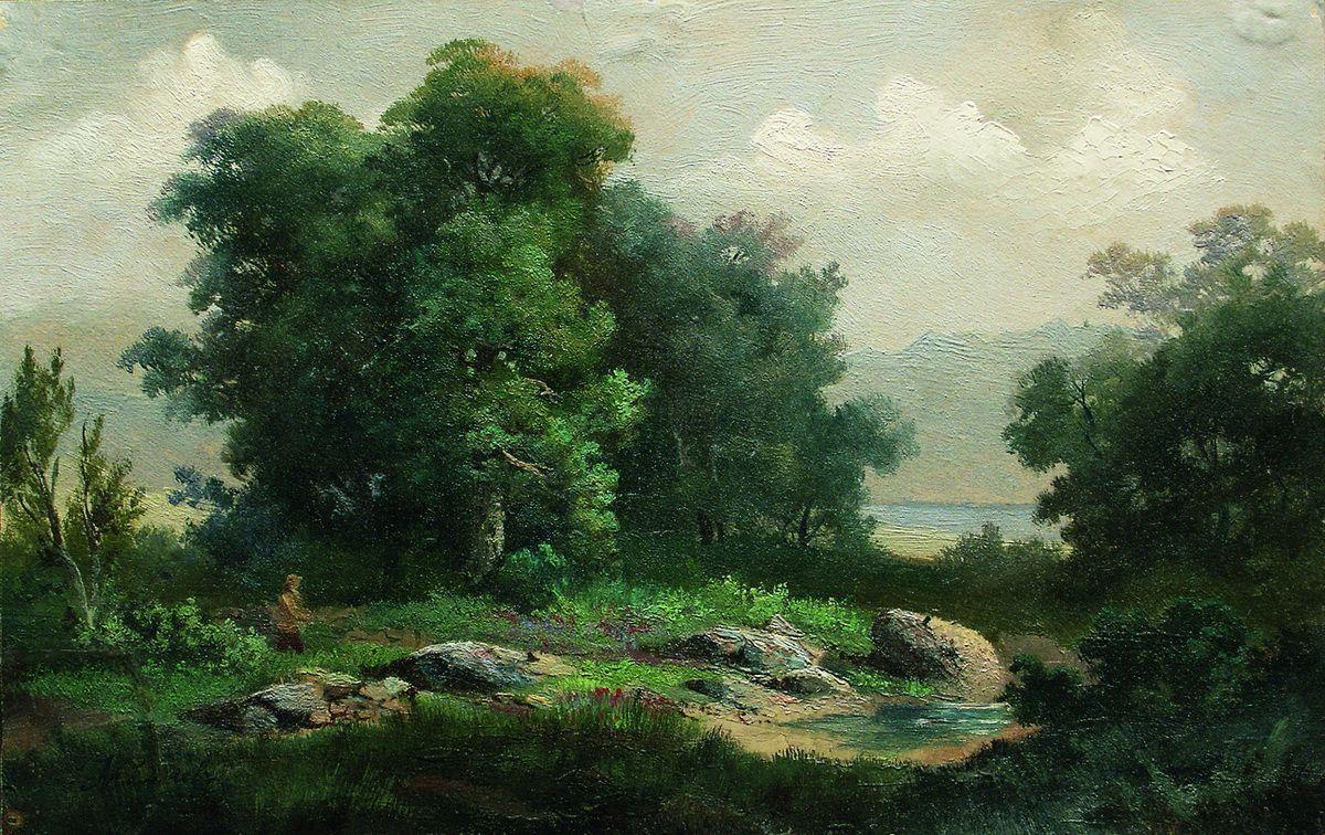 История пейзажа в живописи