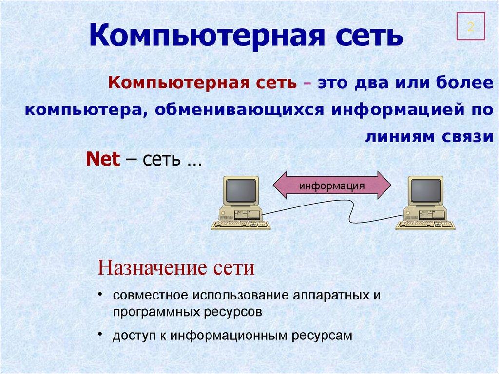 Локальная компьютерная сеть — разбираемся, что это