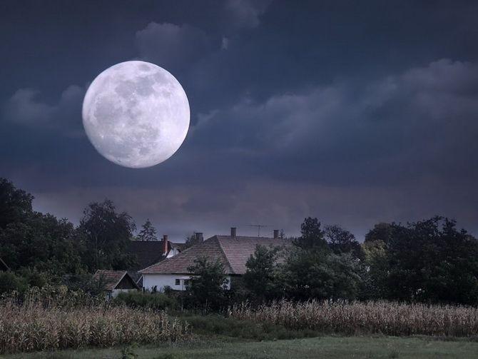 Лунный календарь на 2020 год по месяцам: новолуние, полнолуние, растущая и убывающая луна