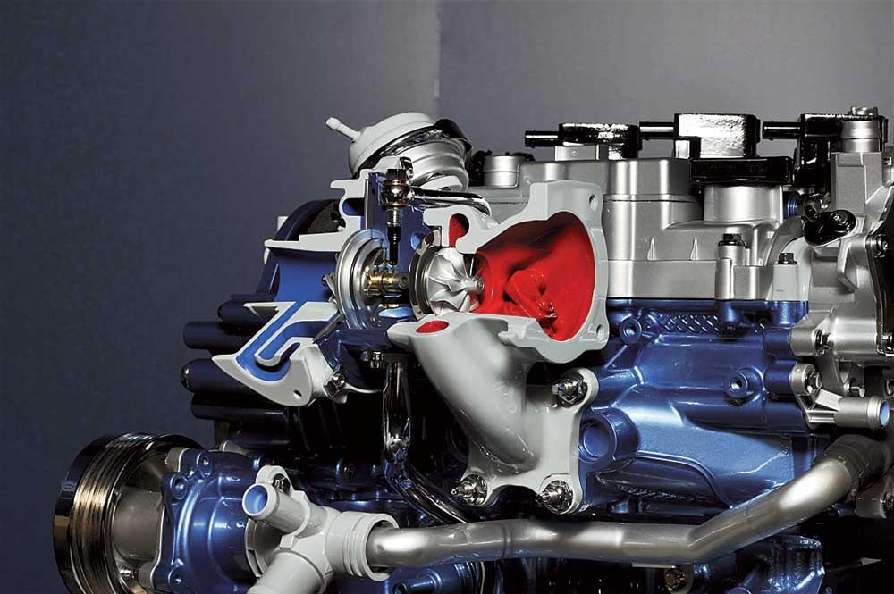 Турбированные моторы и все что вы хотели про них знать