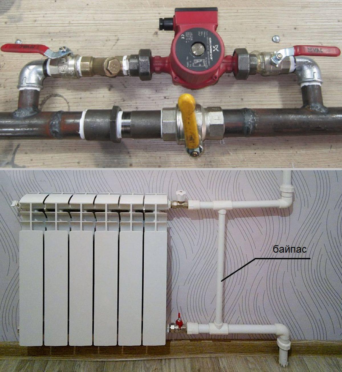 Байпас, что такое байпас | блог инженера теплоэнергетика