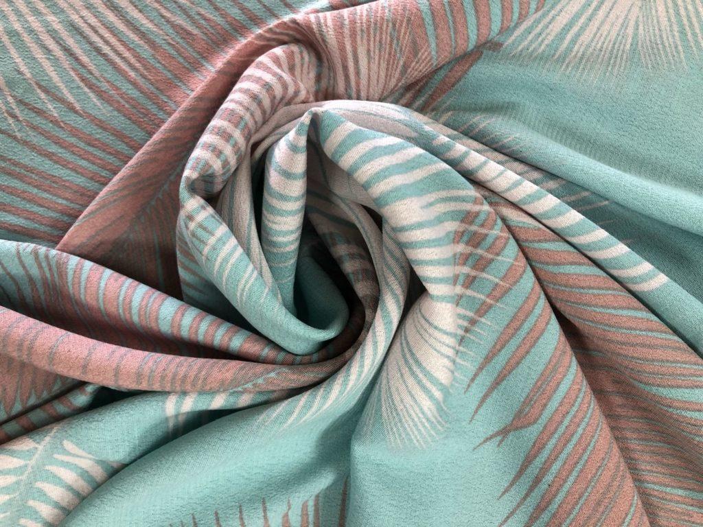 Вискоза — что это за ткань, история, состав, уход
