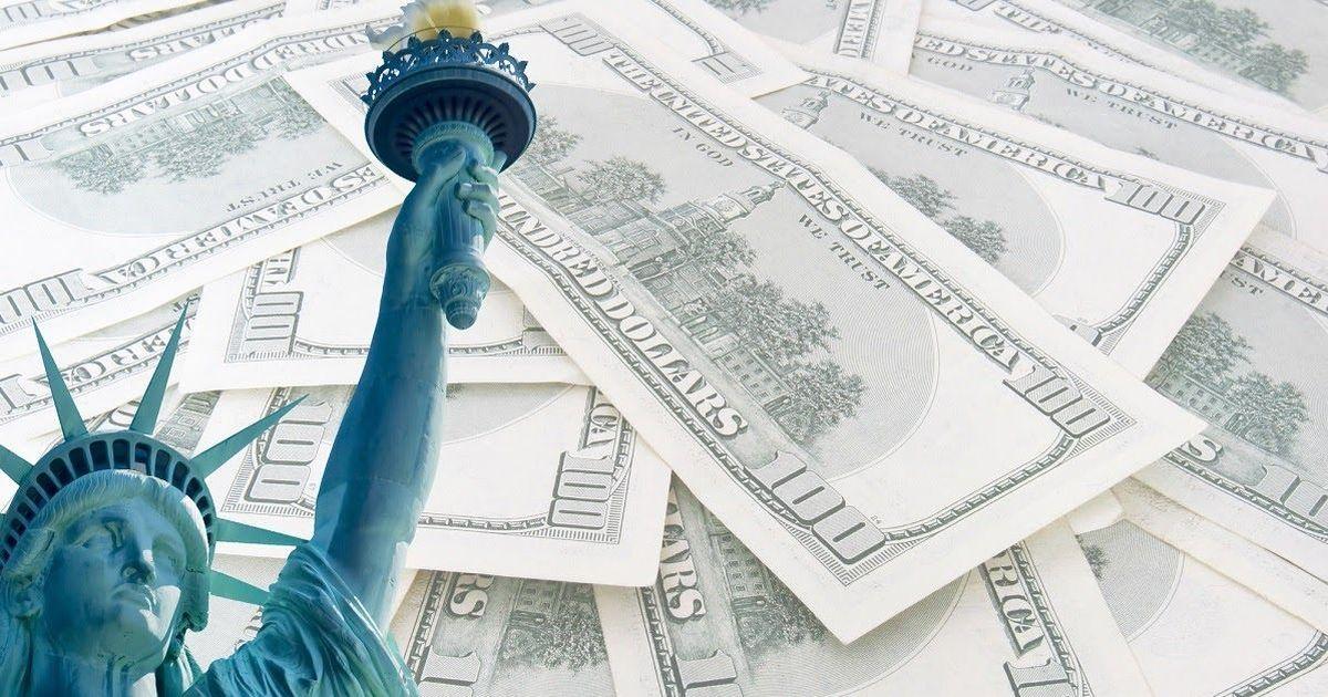 Почему сша могут позволить себе жить в долг у всего мира? | bankiros.ru