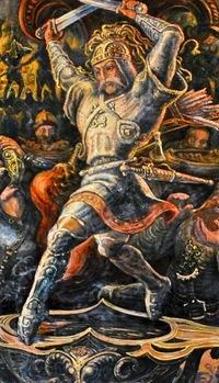 Симд нартов. сказания о нартах (осетинский эпос)