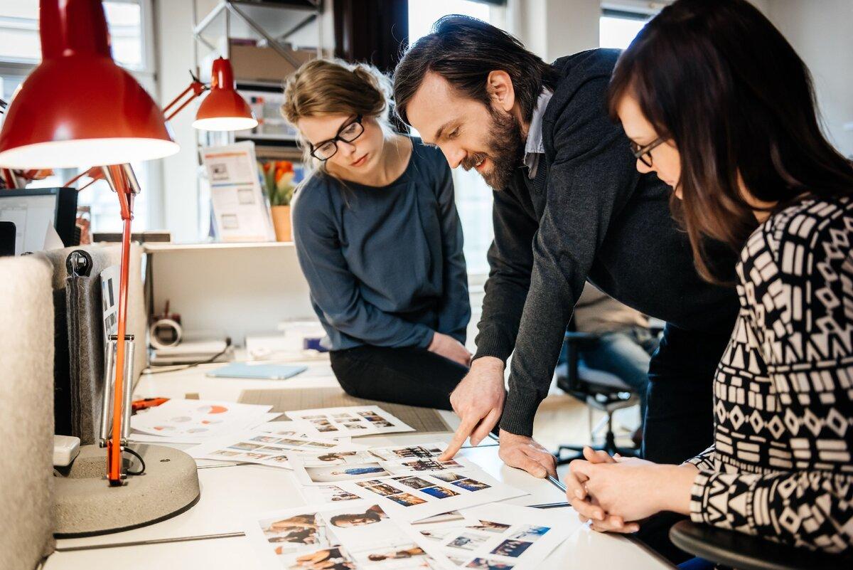 Многоликий графический дизайн: что делают графические дизайнеры?