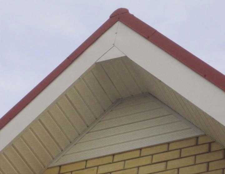 Фронтон крыши (61 фото): что такое фронтонный свес, отделка и подшивка, чем зашить вынос кровли, как сделать монтаж самостоятельно