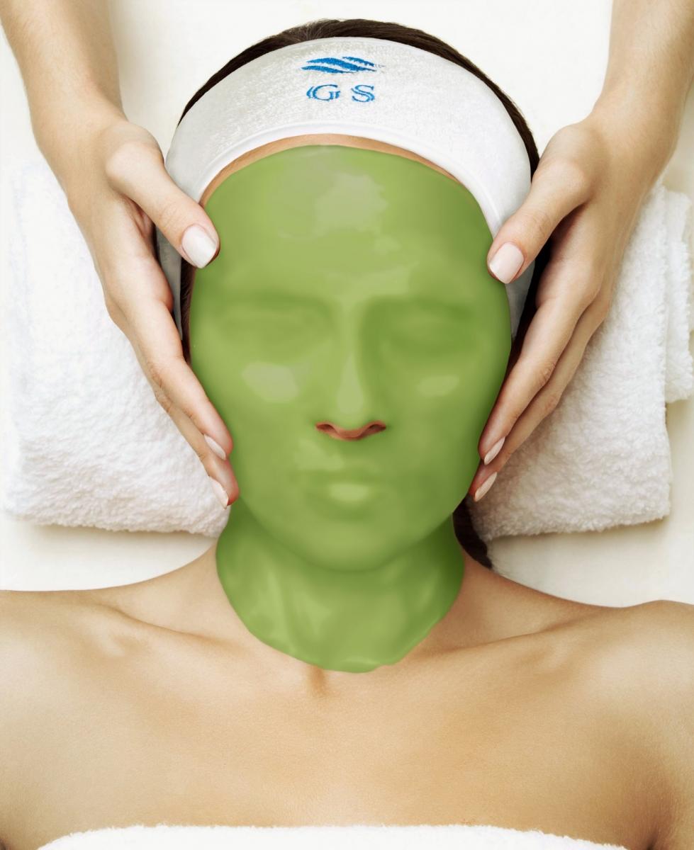 Что такое альгинатная маска и как ее использовать