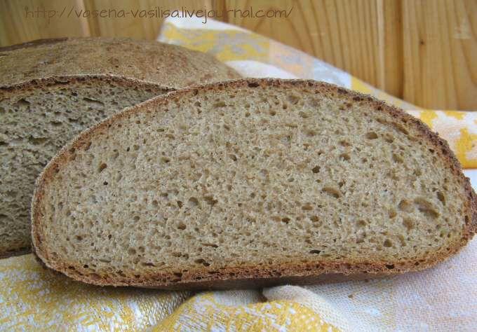 Хлеб подовый - что это такое? польза подового хлеба. рецептура хлеба подового