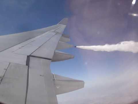 Химтрейлы. химиотрассы с самолётов