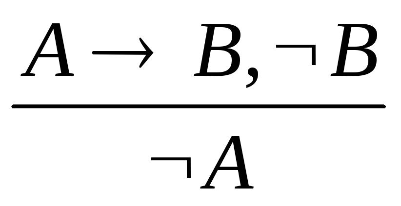 § 3. условно-разделительное умозаключение