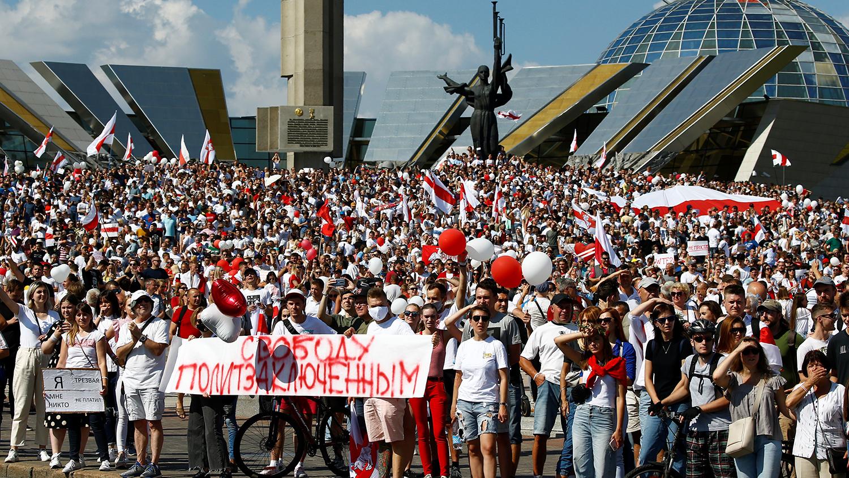 Что такое несанкционированный митинг? и что грозит за участие в нём? | bankstoday
