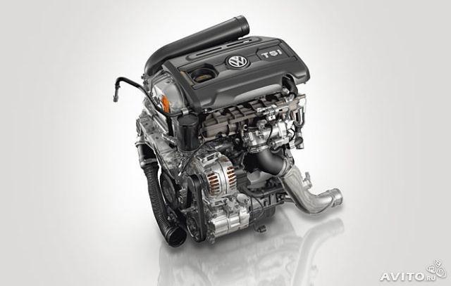 Что такое двигатель tsi