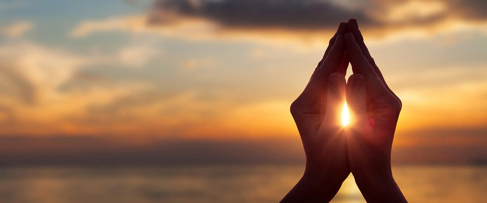 Намасте: что значит йоговское приветствие? | сайт для здорового образа жизни