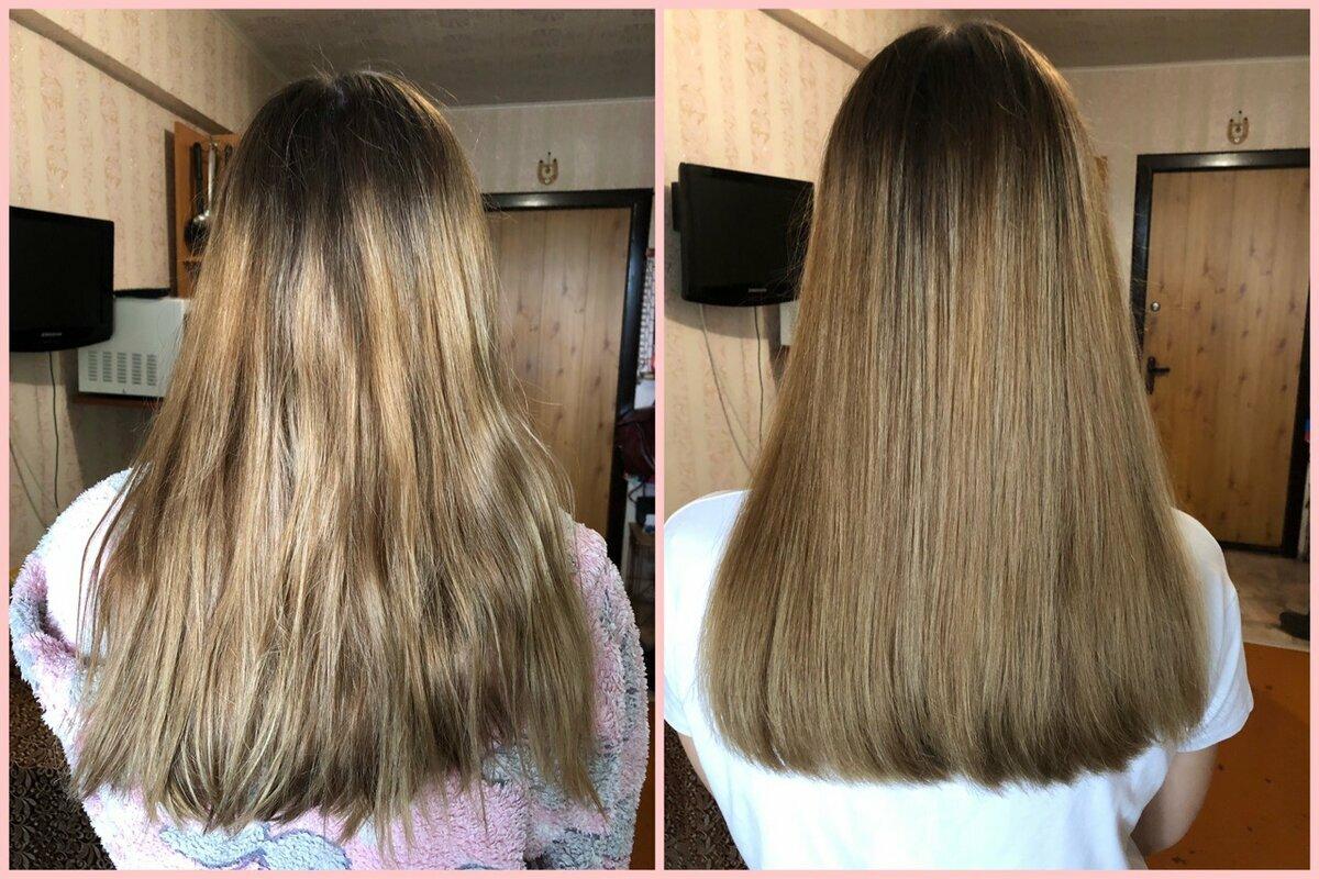 Биоламинирование волос в домашних условиях — пошаговая инструкция