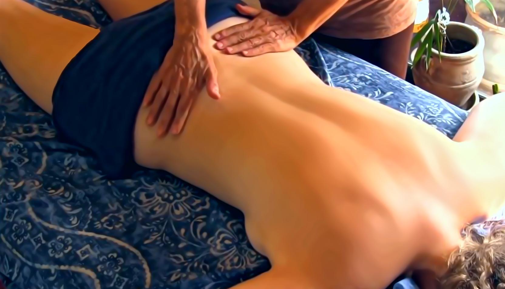 Йони-массаж для пробуждения женственности