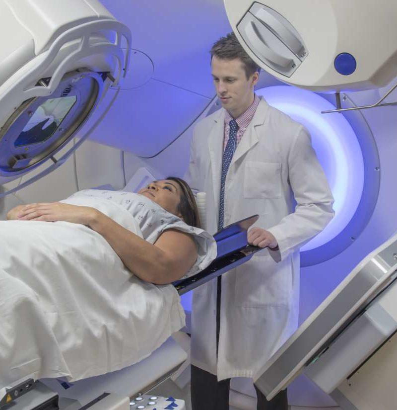 Лучевая терапия при раке прямой кишки