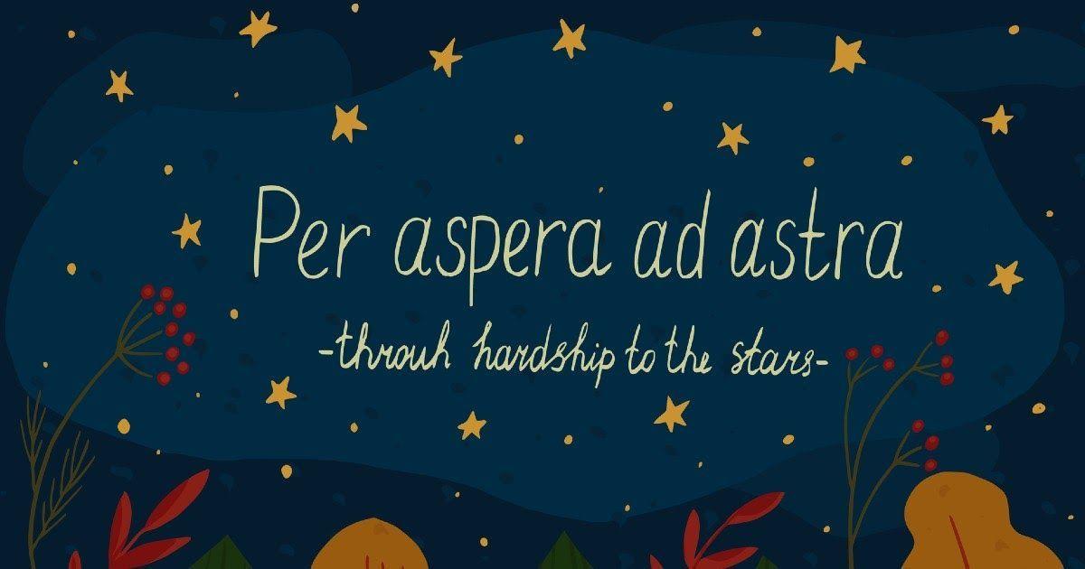 Через тернии к звездам: что это значит и почему?