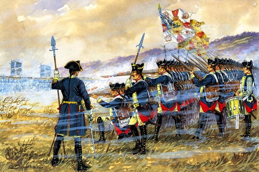 «создание регулярной армии»: какую роль в истории россии сыграло введение рекрутского набора — рт на русском