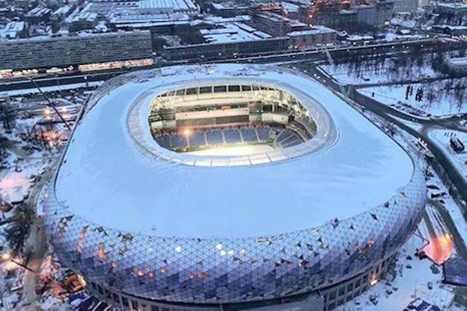 Что такое стадион
