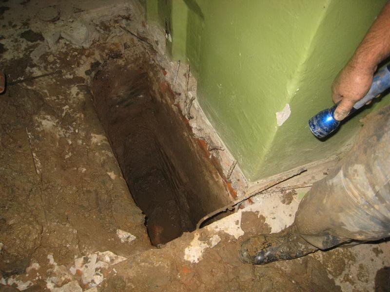 Шурфы что это такое в строительстве, количество и размер ям