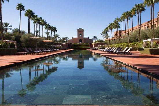 Город марракеш марокко