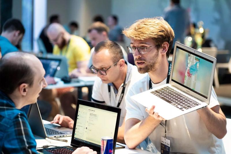 Хакатоны – марафоны программирования / хабр