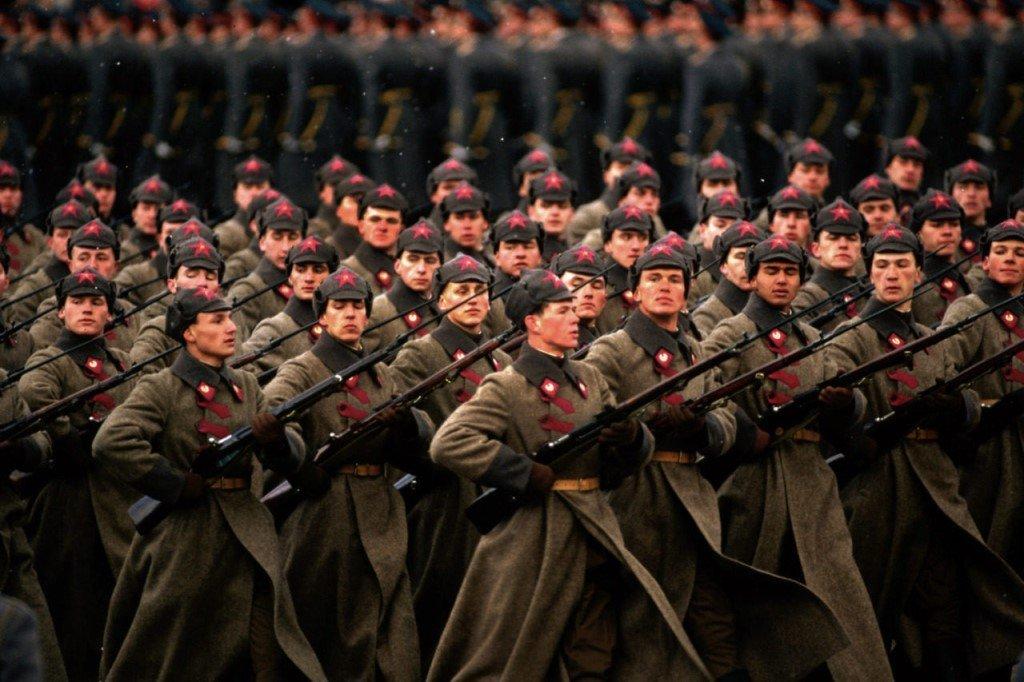 Рабоче-крестьянская красная армия, состав корпусов: дивизии и полки, форма и знаки различия, медали, погоны и устав