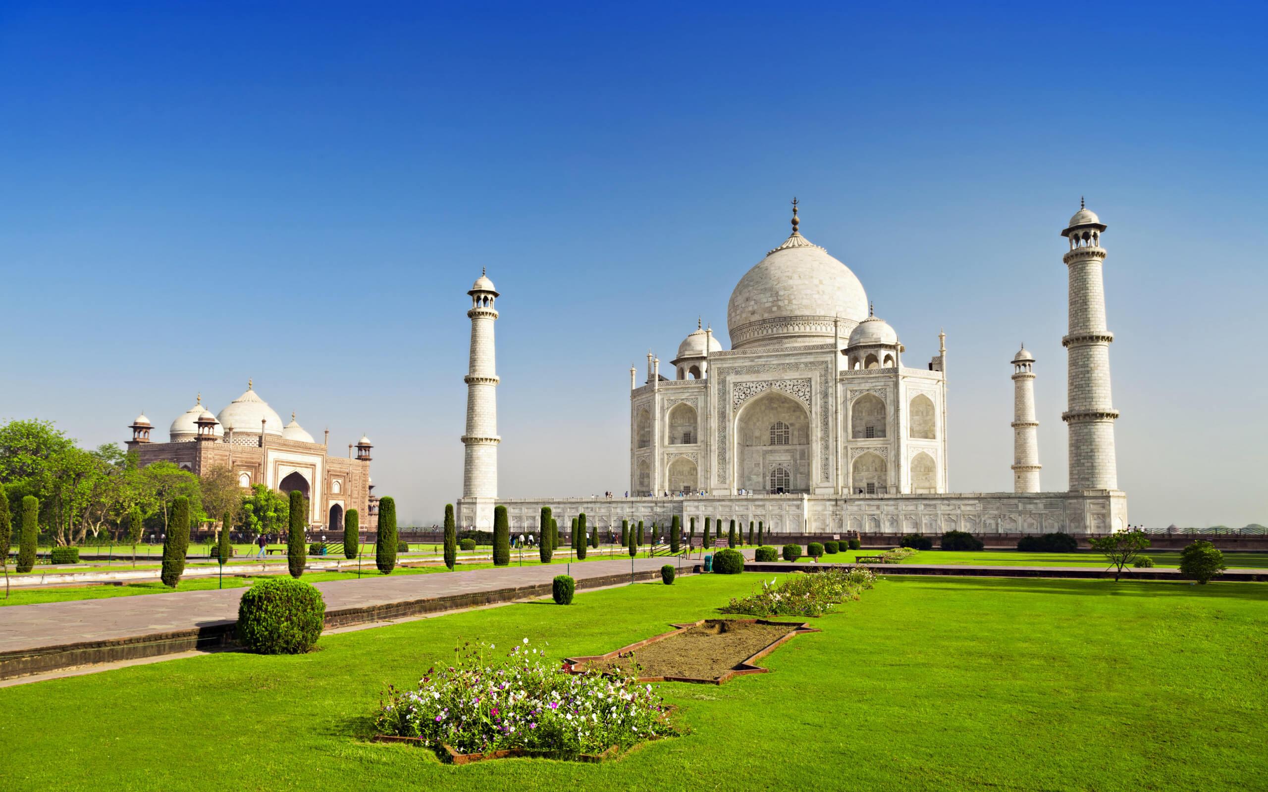 Где находится тадж махал — мавзолей в индии с древней историей создания, чудо света
