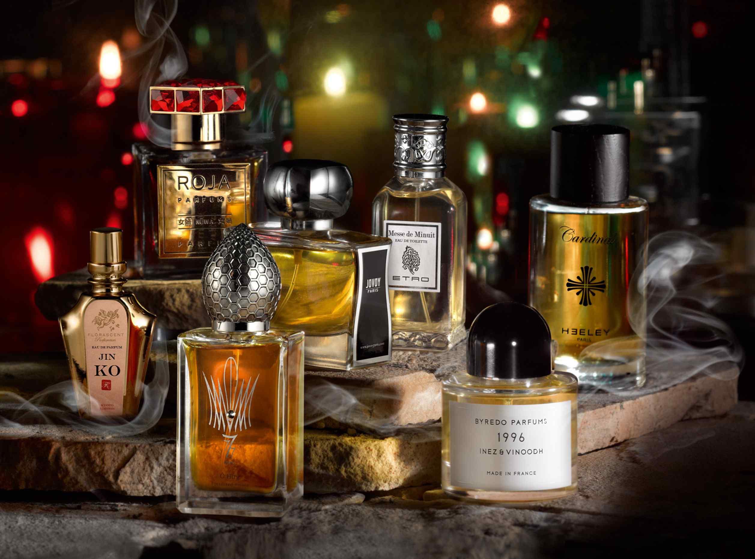 Селективная парфюмерия — купить мужские и женские нишевые ароматы в интернет-магазине randewoo.ru