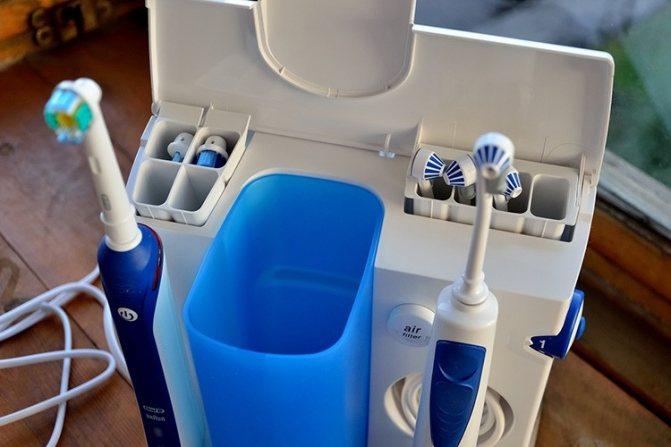 Что такое ирригатор для зубов и для чего он нужен