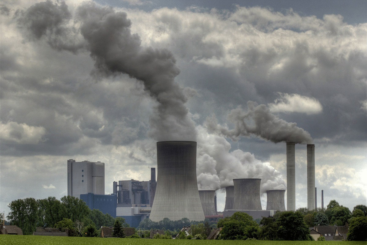 Загрязняющие вещества