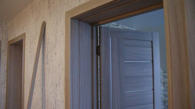 Какой ширины бывают доборы для дверей
