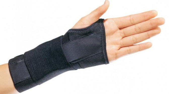 Лангетка на руку и ногу: что такое фиксатор для большого пальца и кисть, чем отличается гипс от лангета
