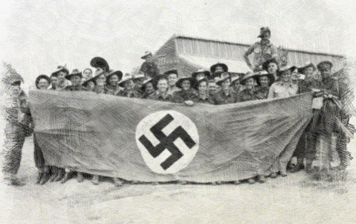 Свастика фашистская: что означает этот символ? почему его использовали фашисты?