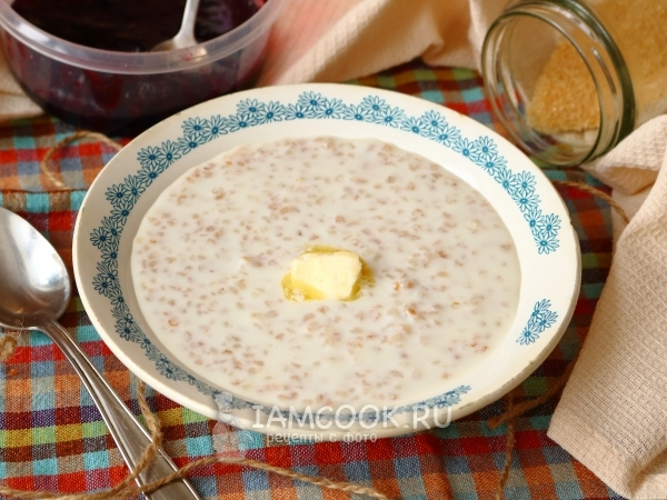 Как выглядит крупа сечка- рецепт пошаговый с фото