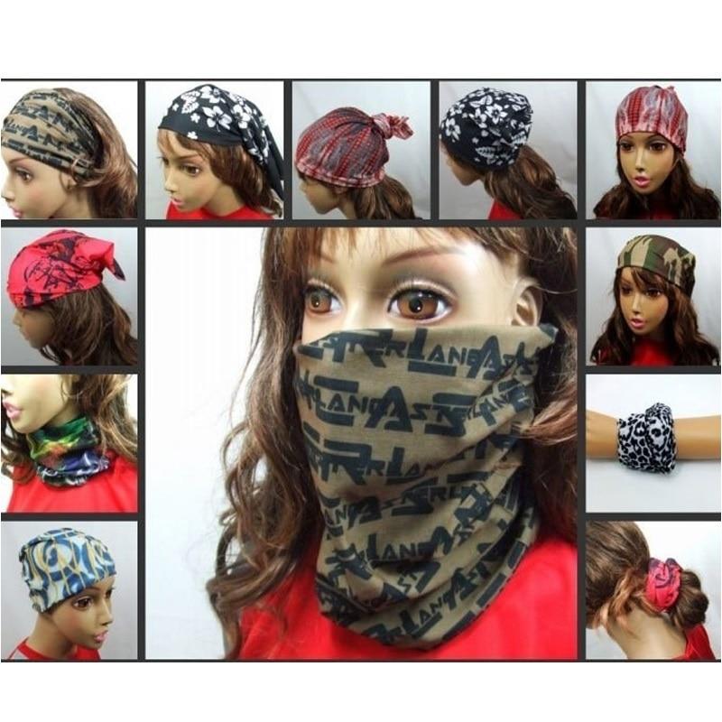 Шарф бафф, шарф маска, что такое бафф и как его носить, зимний бафф с черепом
