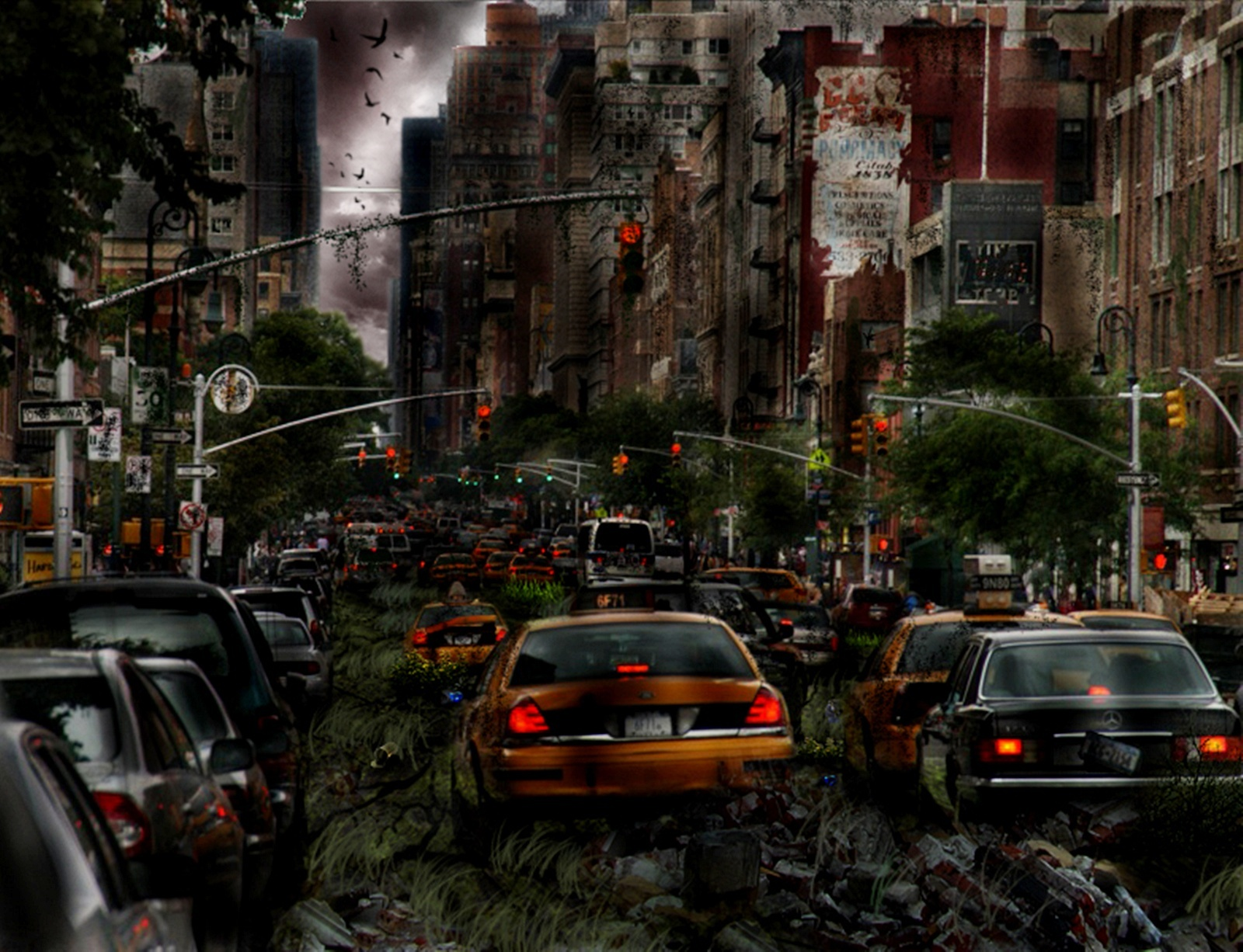 Зомби апокалипсис: инструкция по выживанию