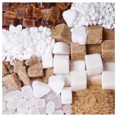 Сахар: польза и вред для организма человека