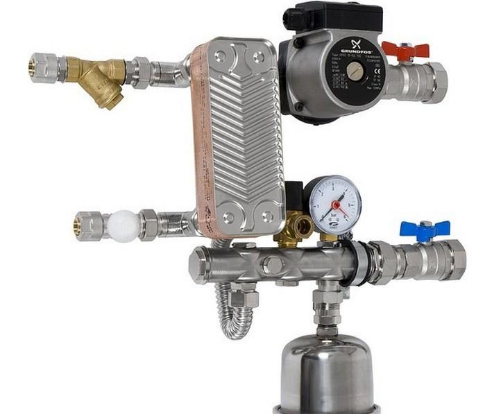 Теплообменники для отопления и для горячей воды: водяной пластинчатый, для чего нужен в системе, что такое, гвс, воздушный, фото