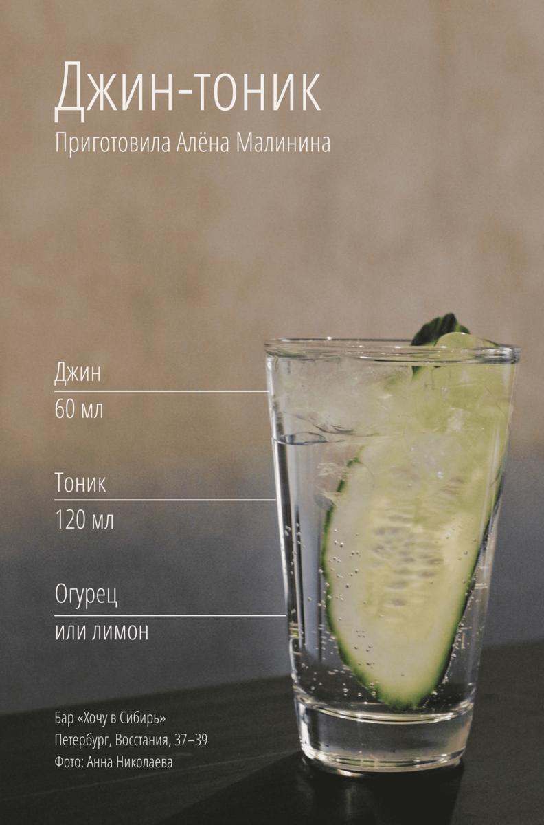 Джин тоник: что это такое, состав, пропорции, рецепты для приготовления в домашних условиях, коктейли с тоником