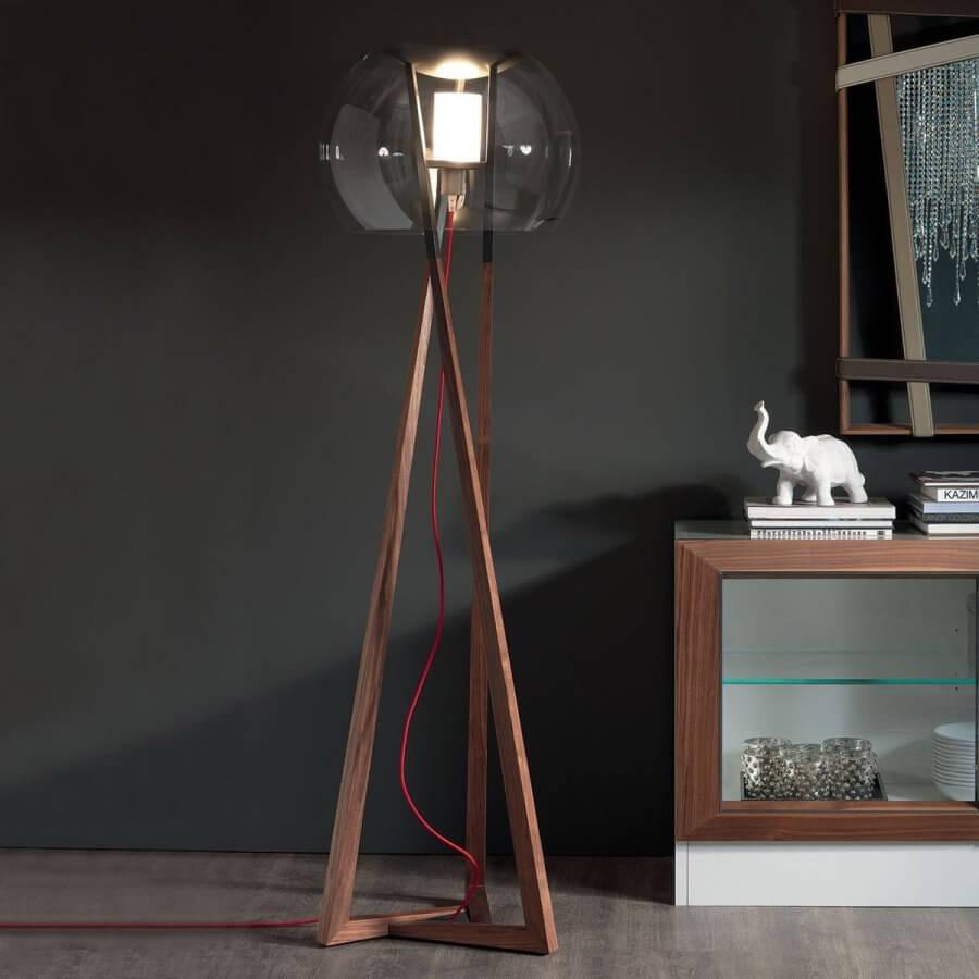 Уютные торшеры в интерьере: подбираем напольный светильник для дома | домфронт
