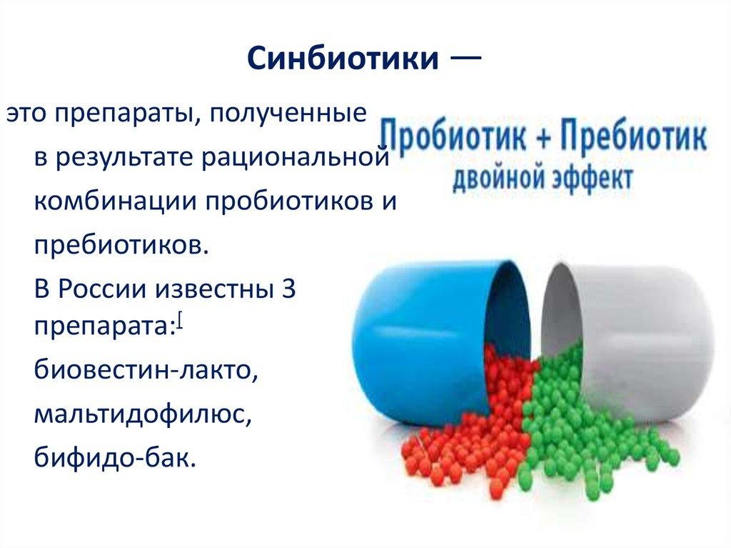 Лучшие пребиотические препараты