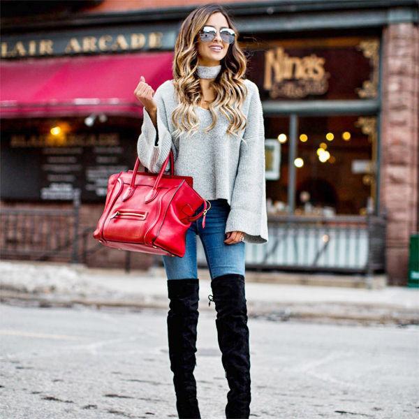 Виды объемных женских сумок: тоут, хобо, шопер