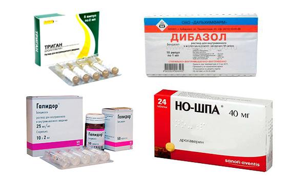 Миорелаксанты при остеохондрозе: классификация, список, препараты центрального действия миорелаксанты при остеохондрозе: классификация, список, препараты центрального действия