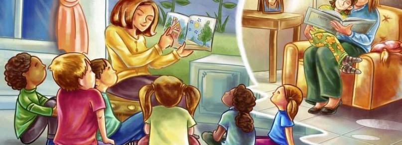 Что такое сказка - определение сказки, виды и примеры