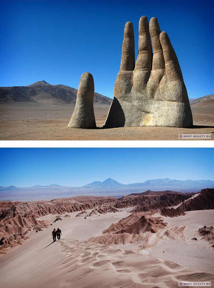 Пустыни: характеристика и виды