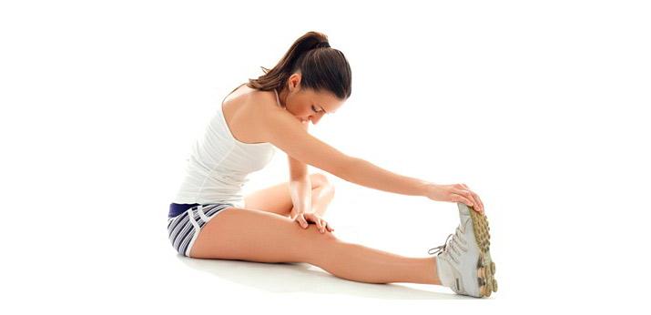 Растяжка мышц спины, рук, ног и пресса - упражнения в домашних условиях | women planet