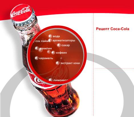 История coca-cola и интересные факты о бренде