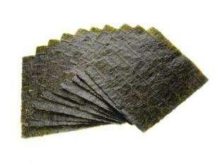 Сушеные водоросли нори: польза и вред, рецепты