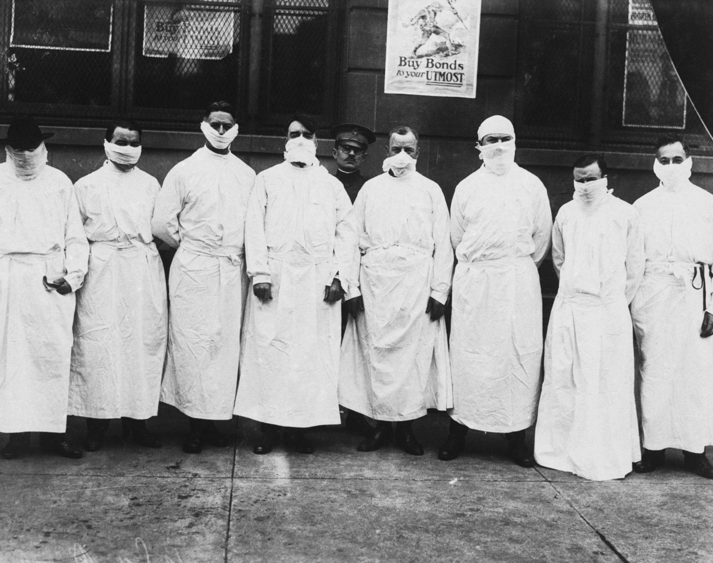 Болезнь «испанка» (испанский грипп) – что это? эпидемия «испанки»